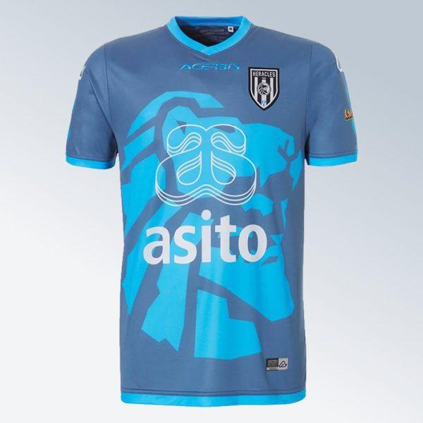 Camiseta suplente Acerbis del Heracles Almelo | Foto Web Oficial