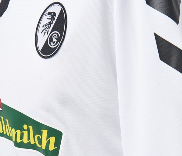 Camiseta suplente Hummel del SC Freiburg | Foto Web Oficial