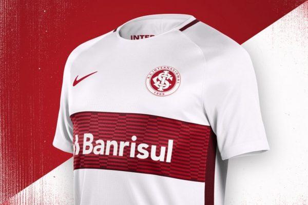 Camiseta suplente del Inter de Porto Alegre | Foto Web Oficial