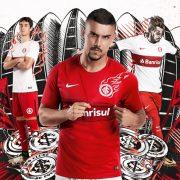 Camisetas Nike del Inter de Porto Alegre | Foto Web Oficial