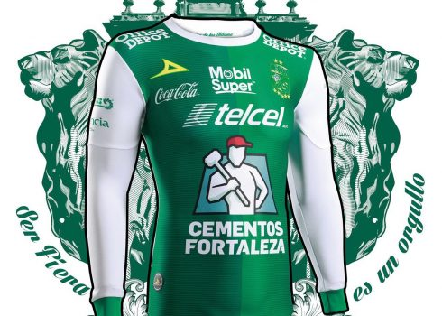 Camiseta titular del Club León | Foto Pirma