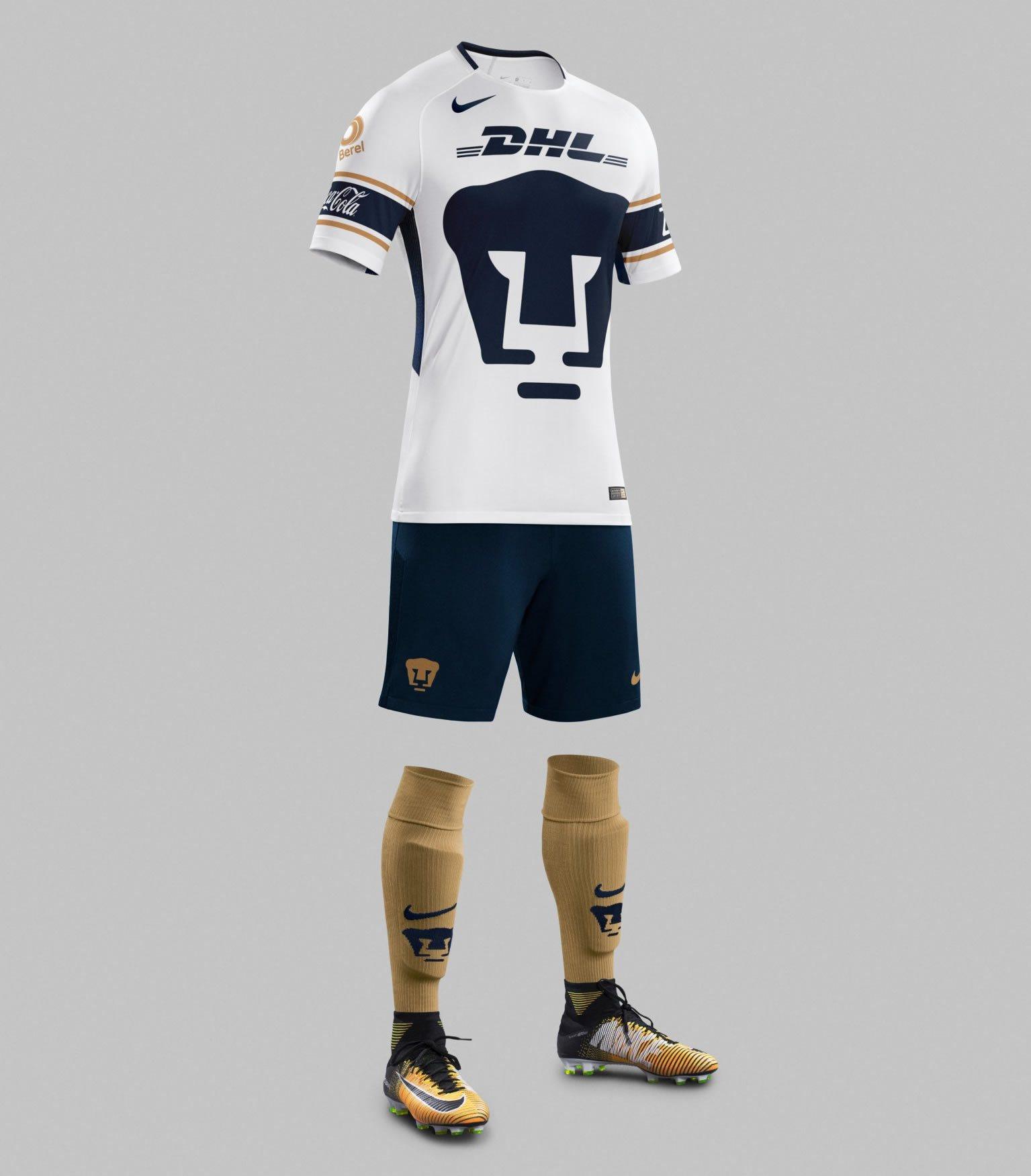 5e2016ed1 Camiseta titular de los Pumas UNAM   Foto Twitter Oficial
