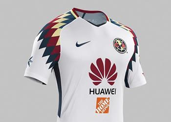 Camiseta suplente Nike del Club América | Foto Web Oficial