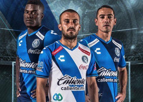 Camisetas del Club Puebla | Foto Charly
