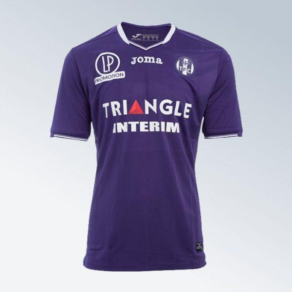 Camiseta titular Joma del Toulouse | Foto Web Oficial