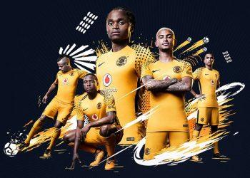 Camiseta titular Nike del Kaiser Chiefs | Foto Web Oficial