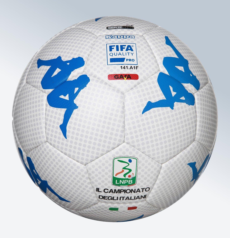 Nuevo balón de la Serie B de Italia | Imagen Kappa