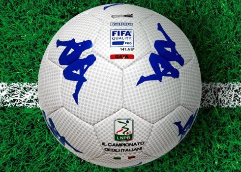 Nuevo balón de la Serie B de Italia | Foto Web Oficial