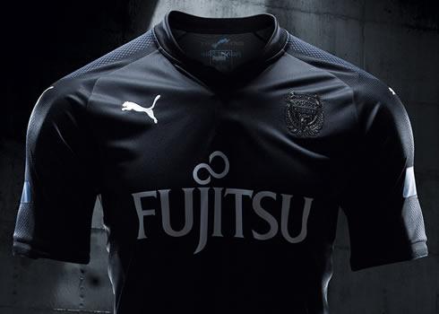 Tercera camiseta del Kawasaki Frontale para 2017/18   Foto Twitter Oficial