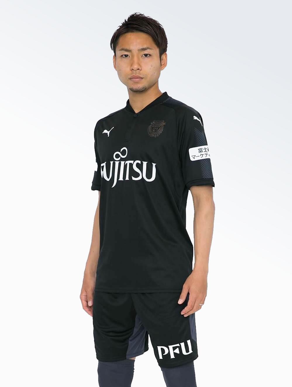Tercera camiseta del Kawasaki Frontale para 2017/18 | Foto Twitter Oficial