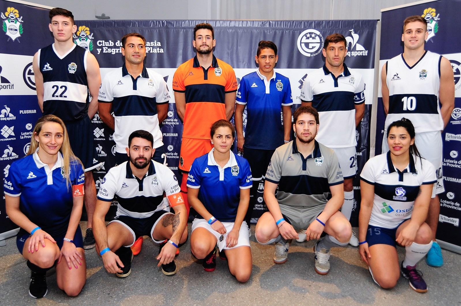 Le Coq Sportif vestirá a varios depores del club | Foto Web Oficial