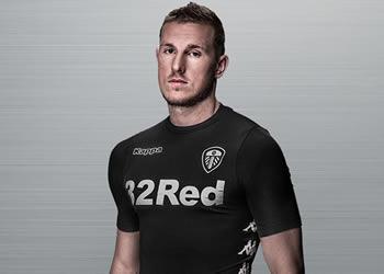 Camiseta suplente Kappa del Leeds United | Foto Web Oficial