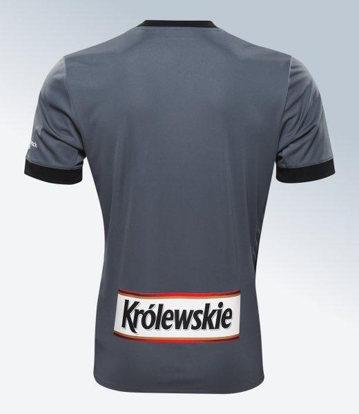 Camiseta suplente Adidas 2017-18 del Legia de Varsovia | Foto Web Oficial