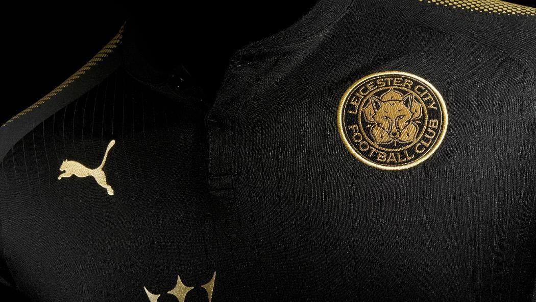 El Leicester City presentó su camiseta suplente Puma para la temporada 2017/18
