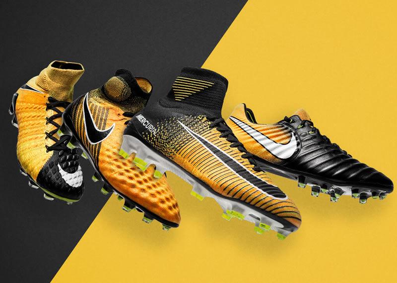 Nuevo pack de botines Nike