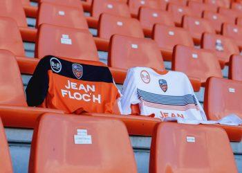 Nuevas camisetas Kappa 2017-18 del FC Lorient | Foto Twitter Oficial