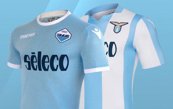 equipacion Lazio nuevas