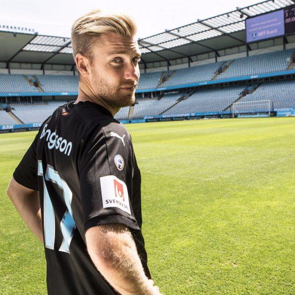 Camiseta suplente del Malmo FF para 2017/2018 | Foto web oficial