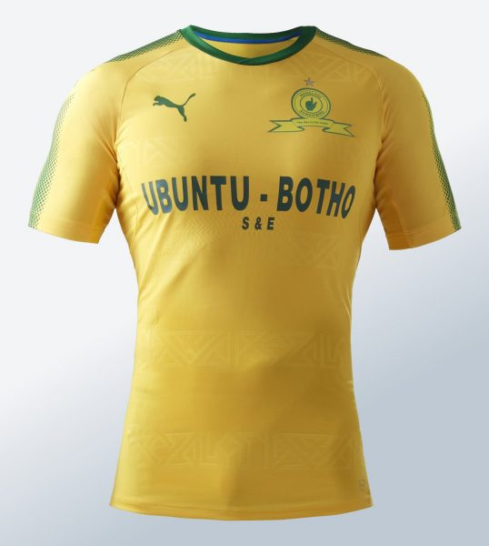 Camiseta titular del Mamelodi Sundowns | Foto Puma