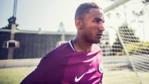 Camiseta suplente Nike del Manchester City | Foto Web Oficial