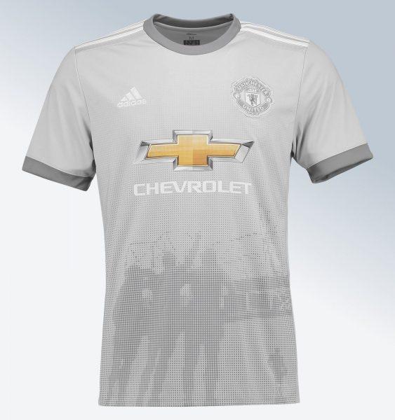 Tercera camiseta Adidas del Manchester United | Foto Web Oficial