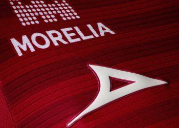 Camiseta suplente de los Monarcas Morelia | Foto Pirma