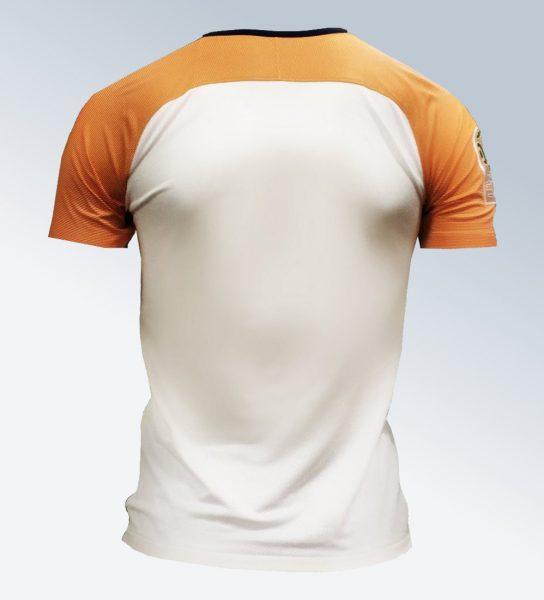 Camiseta suplente del Montpellier | Foto Web Oficial