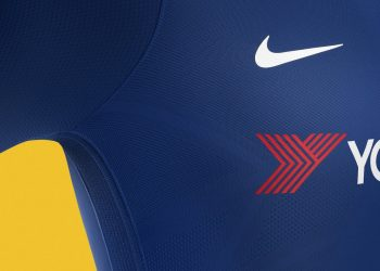 Camiseta titular 2017-18 del Chelsea FC | Foto Nike