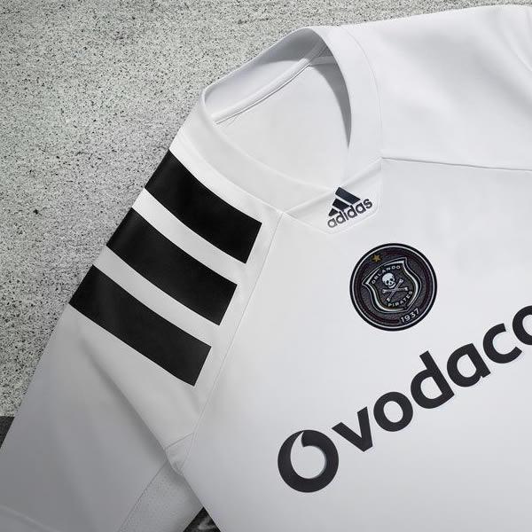 Camiseta suplente del Orlando Pirates | Foto Adidas