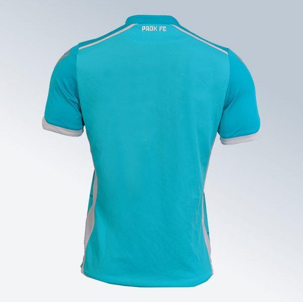 Tercera camiseta Macron del PAOK | Foto Web Oficial