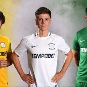Camisetas Nike del Preston North End FC | Foto Web Oficial