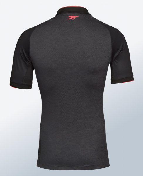 Tercera camiseta Puma del Arsenal | Imagen Web Oficial