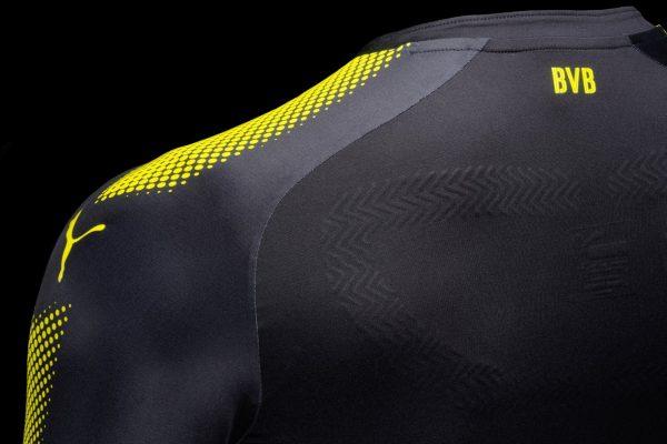 Camiseta suplente del Borussia Dortmund | Foto Puma