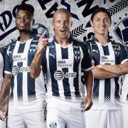 Camiseta titular de los Rayados de Monterrey para el Apertura 2017 | Foto Puma
