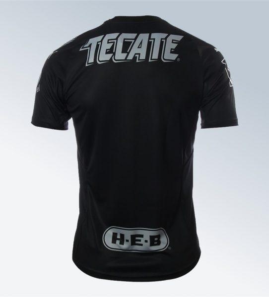 Camiseta suplente de los Rayados de Monterrey | Foto Tienda Oficial