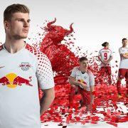 Camiseta titular Nike del RB Leipzig   Foto Web Oficial