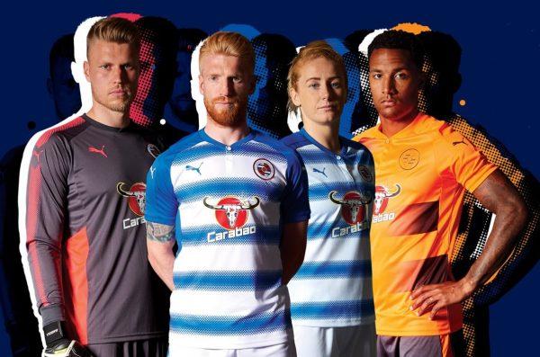 Camisetas Puma del Reading FC 1 Foto Web Oficial