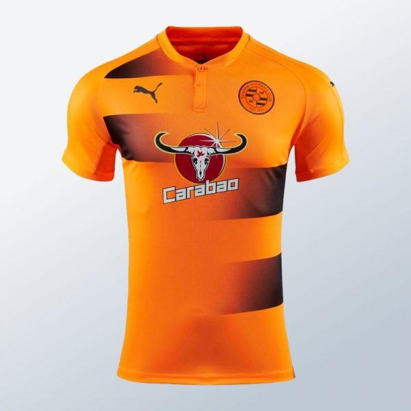 Camiseta suplente Puma del Reading FC | Foto Web Oficial