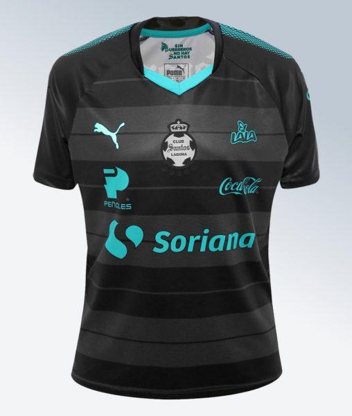 Camiseta del Santos Laguna | Foto Web Oficial