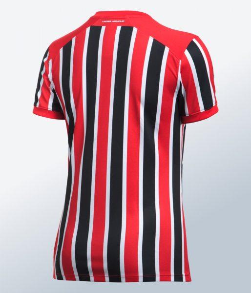 Camiseta suplente del São Paulo FC | Foto Under Armour