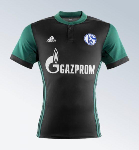 Tercera camiseta Adidas del Schalke 04 | Imagen Web Oficial