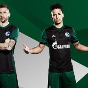 Nueva camiseta del Schalke 04   Foto Sitio Oficial