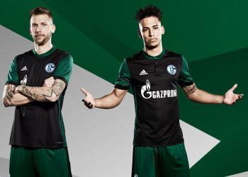 Nueva camiseta del Schalke 04 | Foto Sitio Oficial