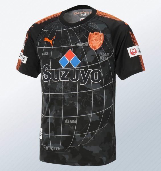 Camiseta especial del Shimizu S-Pulse   Foto Web Oficial