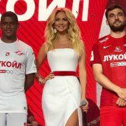 Camisetas Nike del Spartak de Moscú | Foto Spatark World