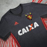 Camiseta suplente 2017-18 del Sport Recife | Foto Adidas