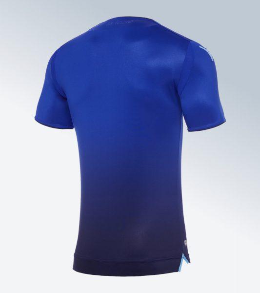 Tercera camiseta Macron de la Lazio | Foto Web Oficial