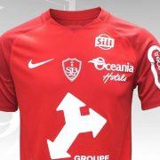 Camiseta titular Nike del Stade Brestois | Foto Web Oficial