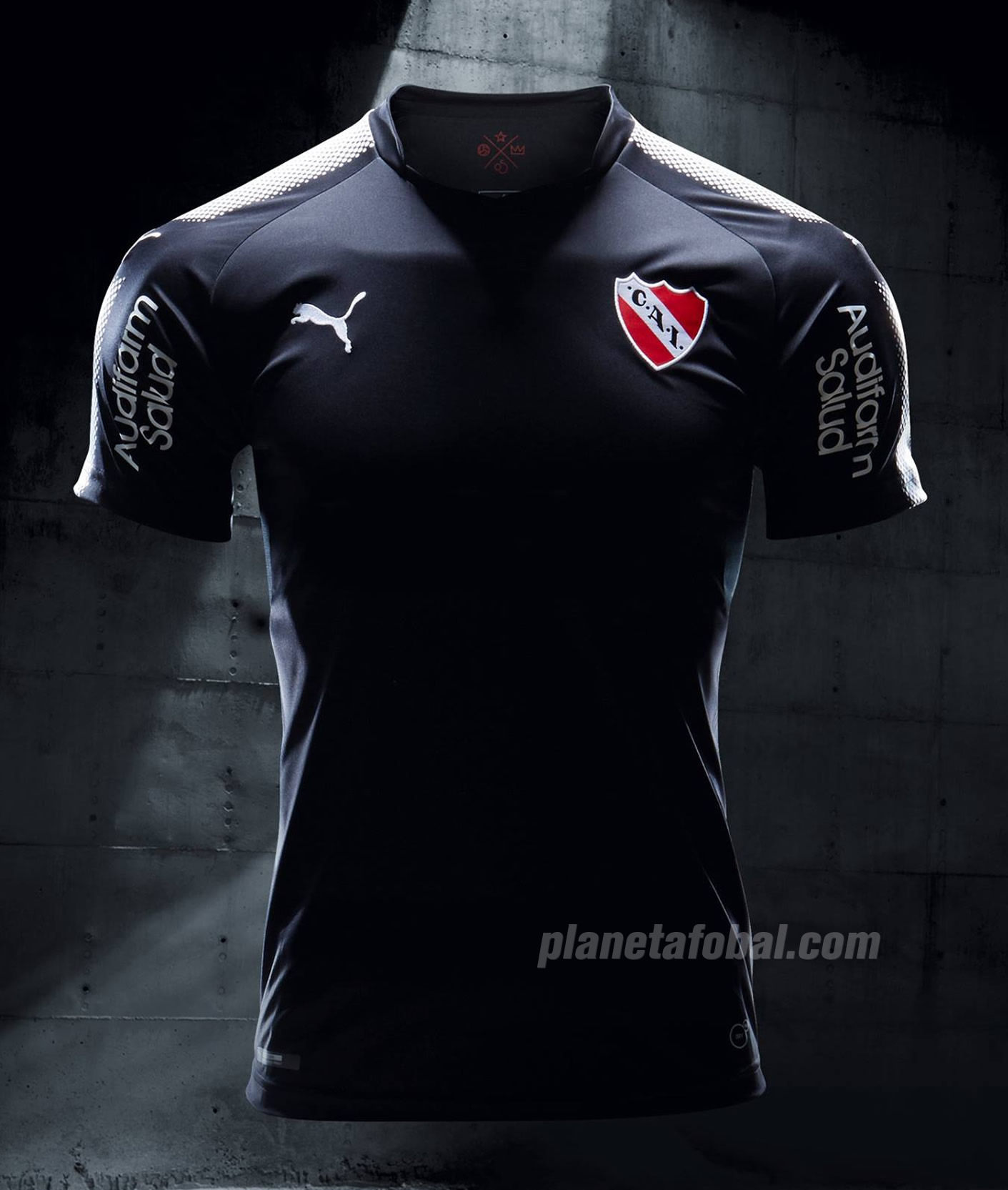 Camiseta versión Step Out de Independiente | Foto Puma