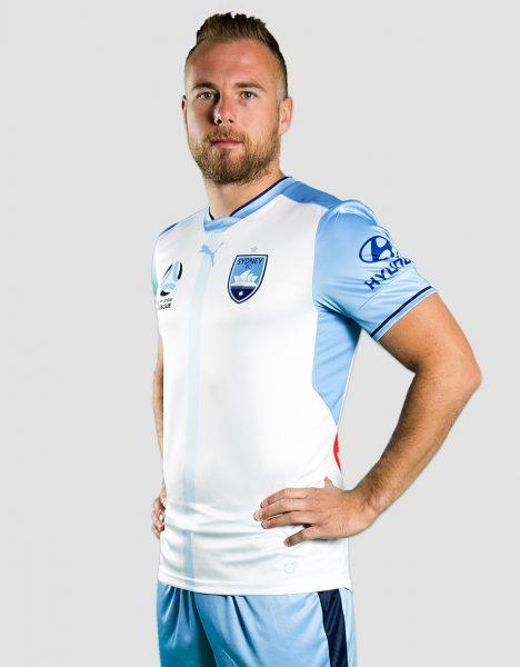 Camiseta suplente Puma del Sydney FC | Foto Web Oficial